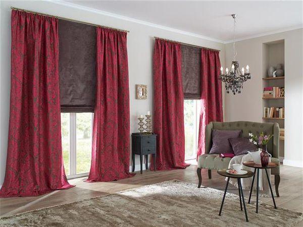 vorh nge schals m belideen. Black Bedroom Furniture Sets. Home Design Ideas