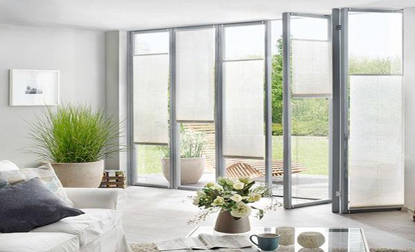 plissees dekofactory. Black Bedroom Furniture Sets. Home Design Ideas