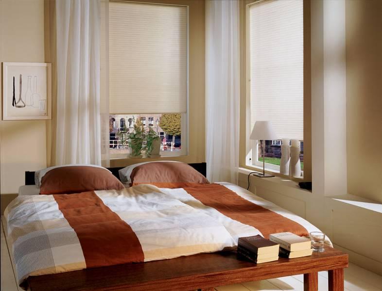 Schlafzimmer mit Verdunkelung  Dekofactory