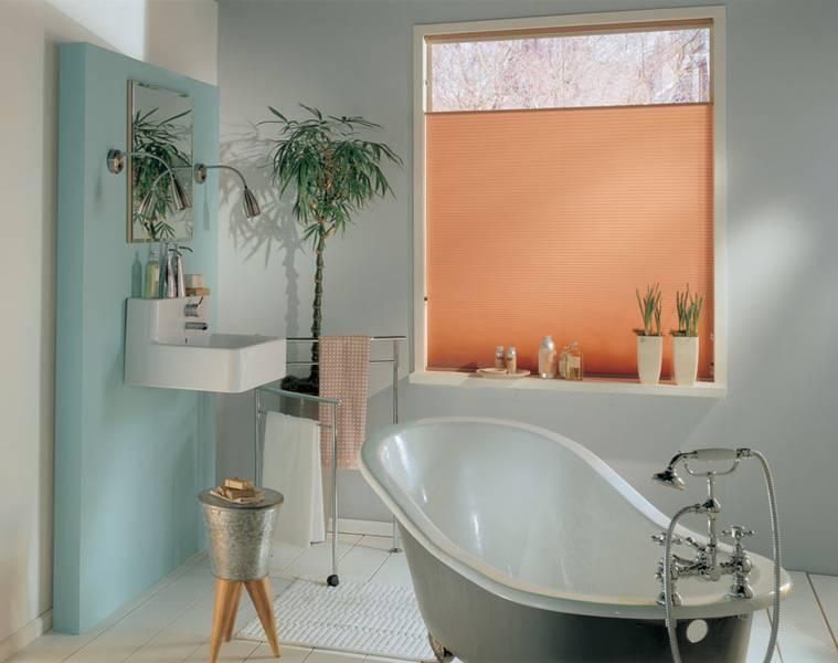 Gardinen Deko » Blickdichte Vorhänge Badezimmer - Gardinen