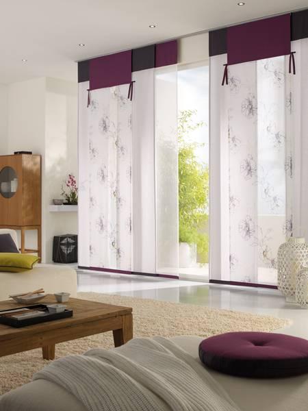 fl chenvorh nge dekofactory. Black Bedroom Furniture Sets. Home Design Ideas