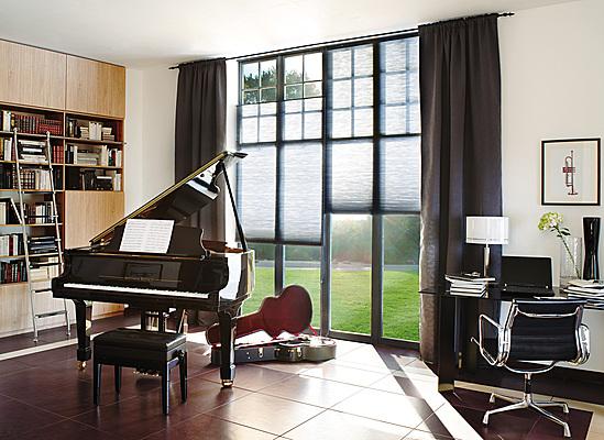 duette plissees und duette fixe dekofactory. Black Bedroom Furniture Sets. Home Design Ideas