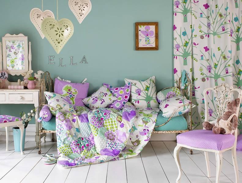 Kinderzimmer dekorieren mit interessanten Accessoires