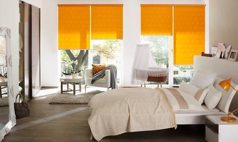 rollos mit funktionen dekofactory. Black Bedroom Furniture Sets. Home Design Ideas