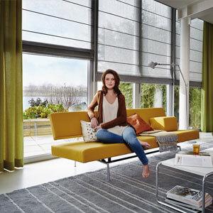 fl chenvorhang online kaufen dekofactory. Black Bedroom Furniture Sets. Home Design Ideas
