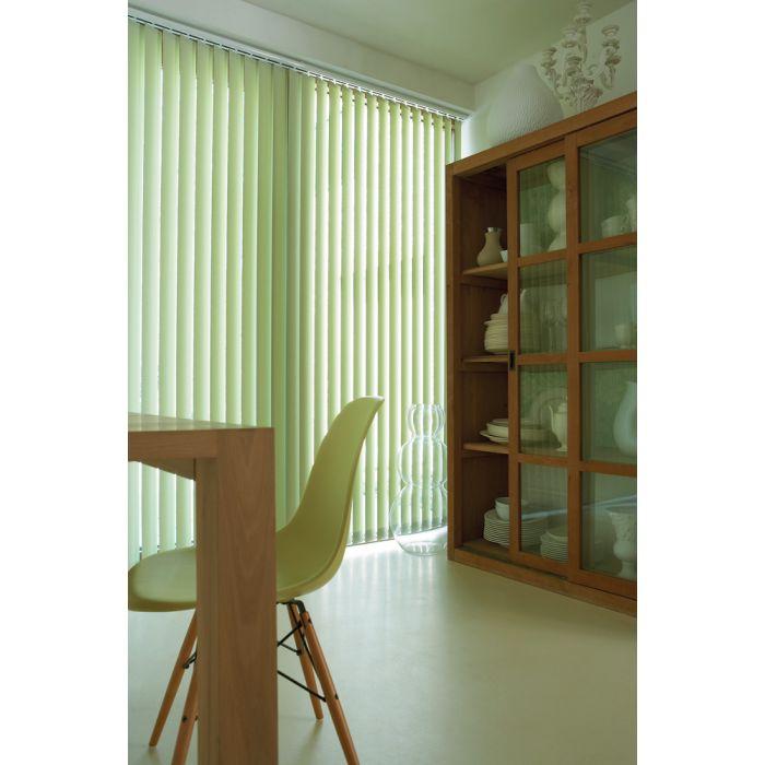 grüne Mass Vertikallamellen von Dekofactory