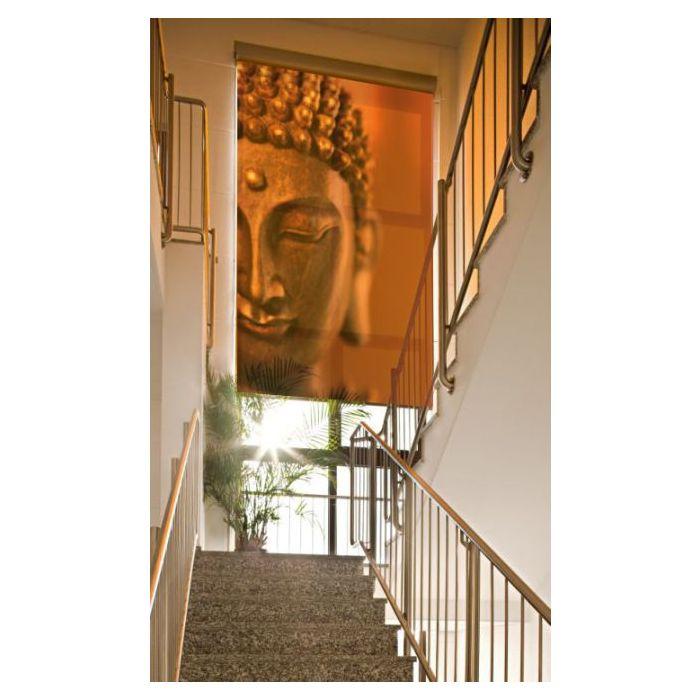 Möglicher Druck für das Fotorollo, Buddha