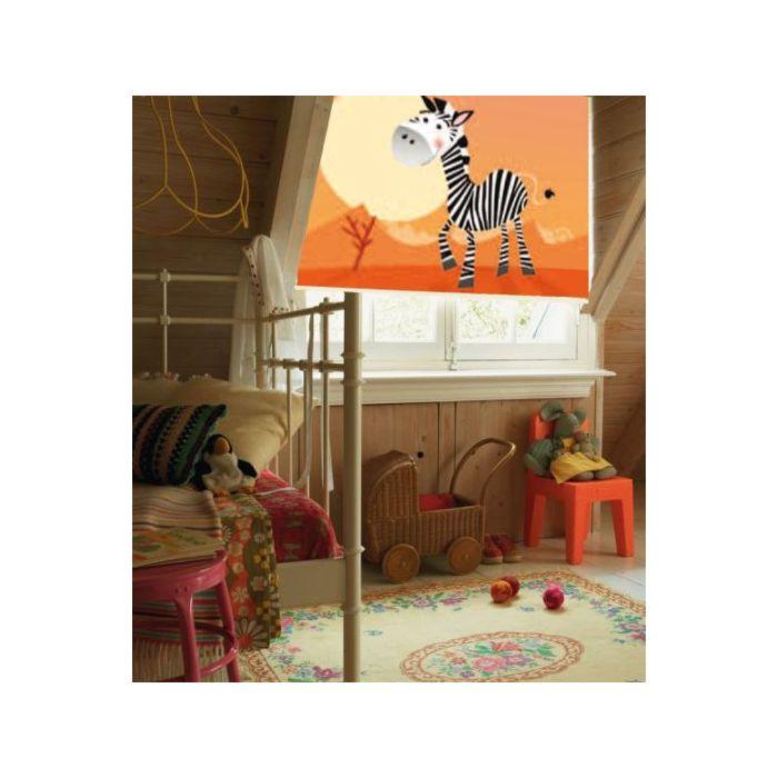 Möglicher Druck für das Fotorollo im Kinderzimmer