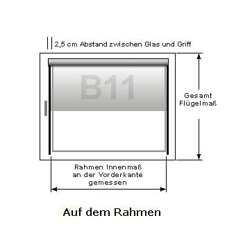 kassettenrollo zum kleben auf den rahmen rollos ma anfertigung rollos online kaufen. Black Bedroom Furniture Sets. Home Design Ideas