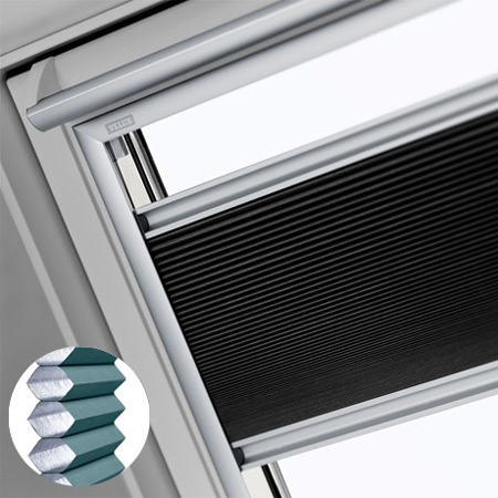 Am Dach fühlen sich unsere VELUX Fenster am besten. Schräge Typen, diese Fenster!