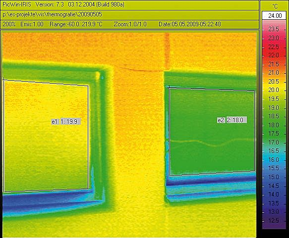 Die aktuelle Studie des Fraunhofer Instituts für Bauphysik zeigt: Je nach Fenstertyp, Raum, Himmelsrichtung und Stoffqualität kann Duette in der kalten Jahreszeit die Energieverluste am Fenster bis zu 46 % verringern. Dies entspricht einer Ersparnis von 10 % Heizenergie.