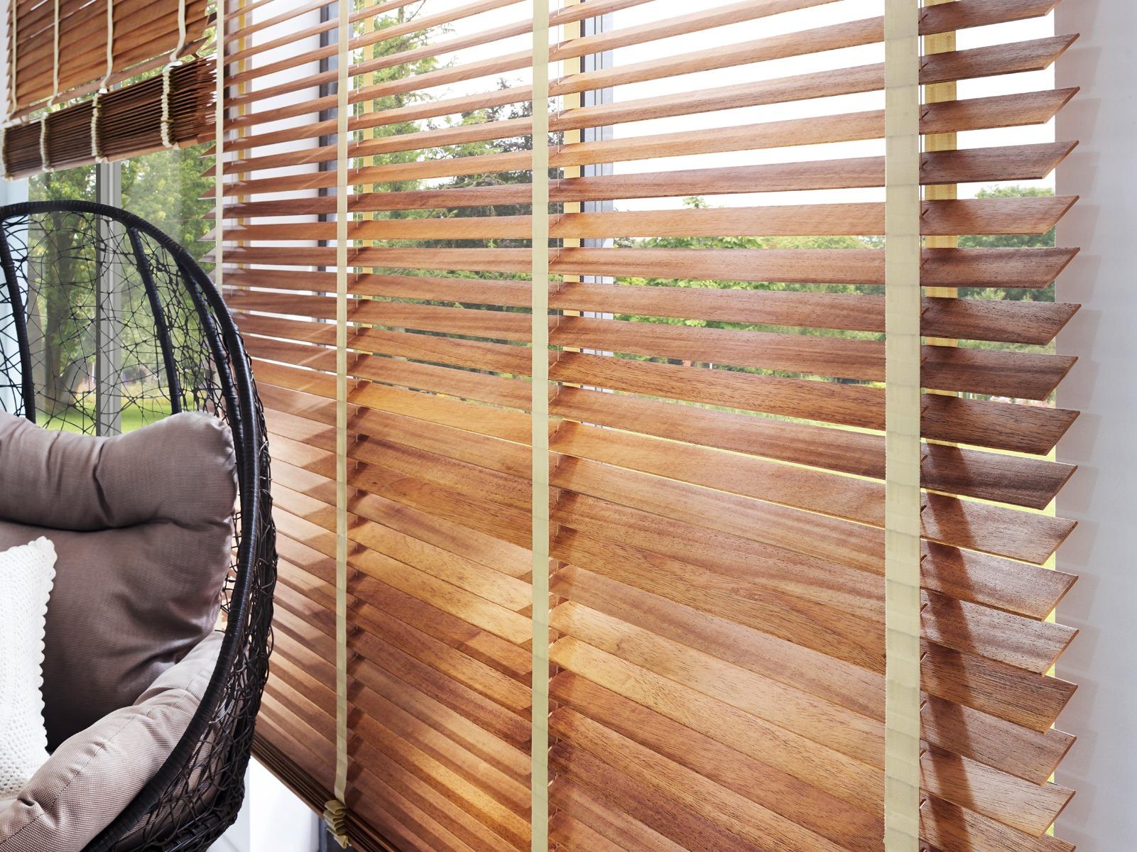 Bambusjalousien