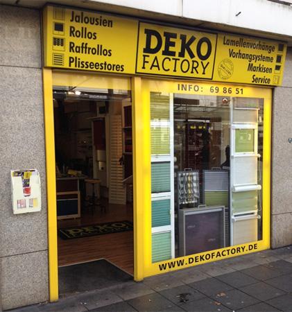 Deko Factory in Bonn