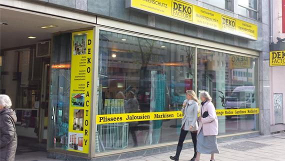 Deko Factory in München